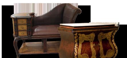 Antiquariato visconti acquisto e vendita di mobili - Iva agevolata acquisto mobili ...